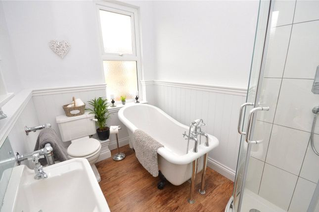 Thumbnail Terraced house to rent in Salisbury Place, Calverley, Pudsey, West Yorkshire