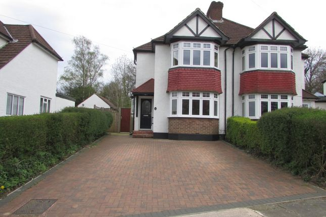 Thumbnail Terraced house to rent in Spring Gardens, Orpington