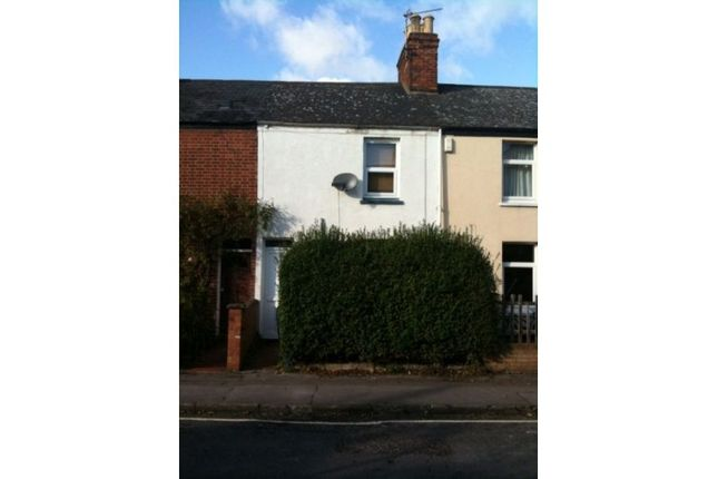 Thumbnail Terraced house to rent in Stockmore Street, Oxford