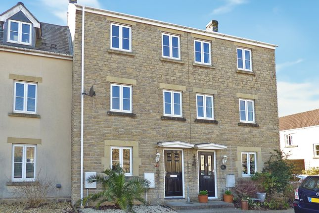 Thumbnail Terraced house to rent in Kersey Court, Frome
