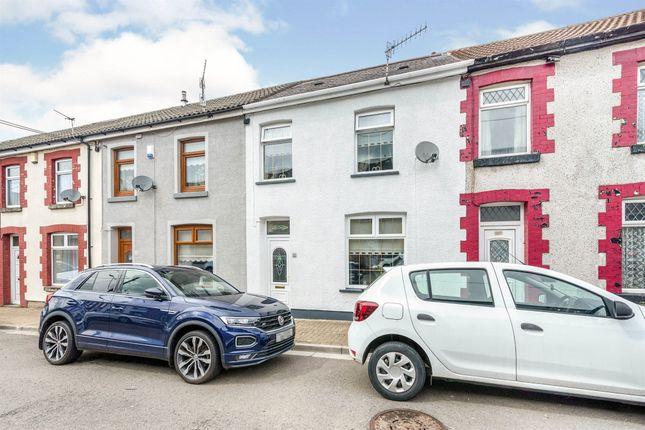 Thumbnail Terraced house for sale in Bonvilston Road, Pontypridd