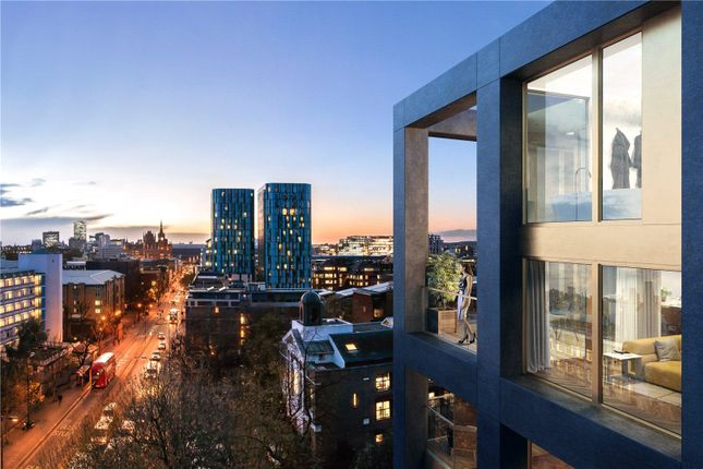 Thumbnail Flat for sale in Kings Cross Quarter, 130-154 Pentonville Road, London