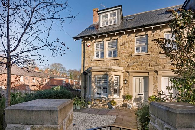 Thumbnail Semi-detached house for sale in 1A Shaftoe Crescent, Hexham, Northumberland