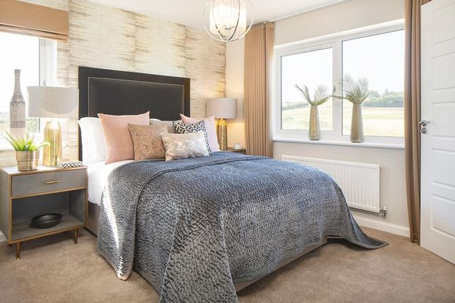 "3 bedroom detached house for sale in ""Ennerdale"" at Beauchamp Avenue, Midsomer Norton, Radstock"