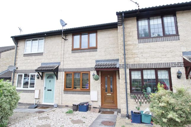Thumbnail Terraced house for sale in Lavender Way, Rogerstone, Newport