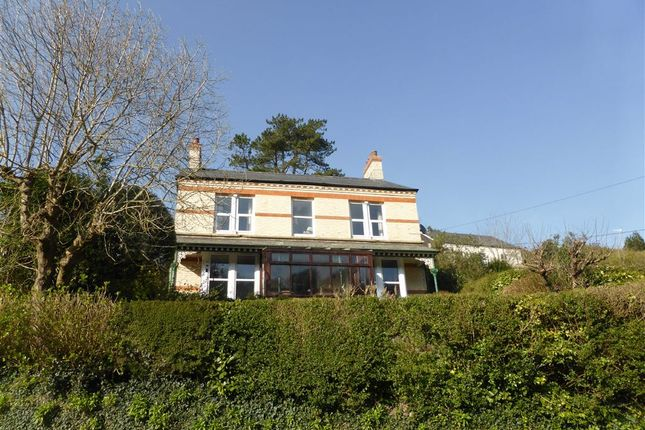 Thumbnail Detached house for sale in Higher Slade Road, Ilfracombe