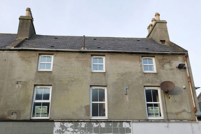 Thumbnail Flat for sale in 24 High Street, Thurso, Caithness