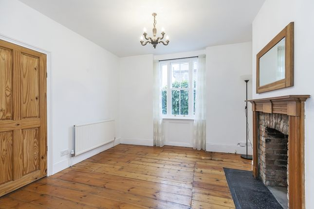 Thumbnail Terraced house to rent in Calvert Road, London