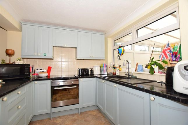 Thumbnail Terraced house for sale in Percy Avenue, Kingsgate, Broadstairs, Kent