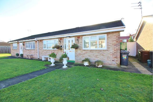 Thumbnail Semi-detached bungalow to rent in Smithy Green, Formby