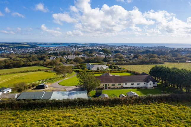 The Situation of Hillhead Road, Kergilliack, Falmouth TR11