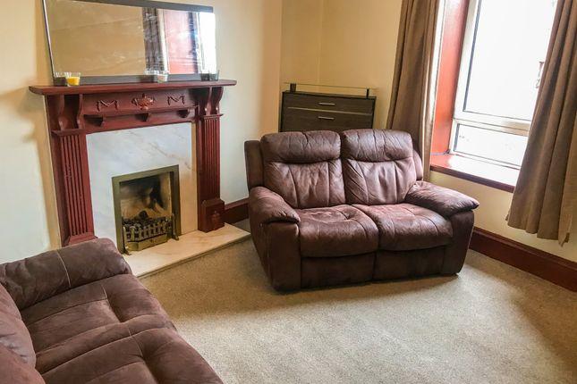 Living Room of Skene Square, Aberdeen AB25