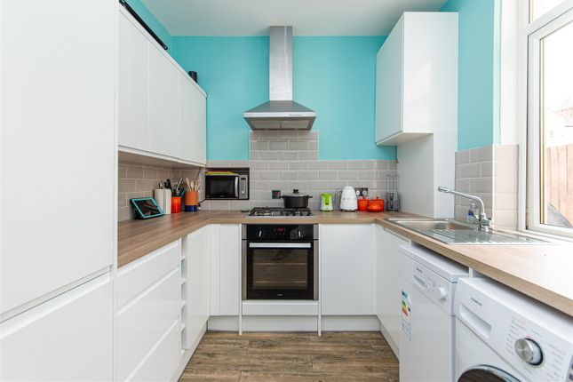 Thumbnail Flat to rent in Ford Terrace, Wallsend