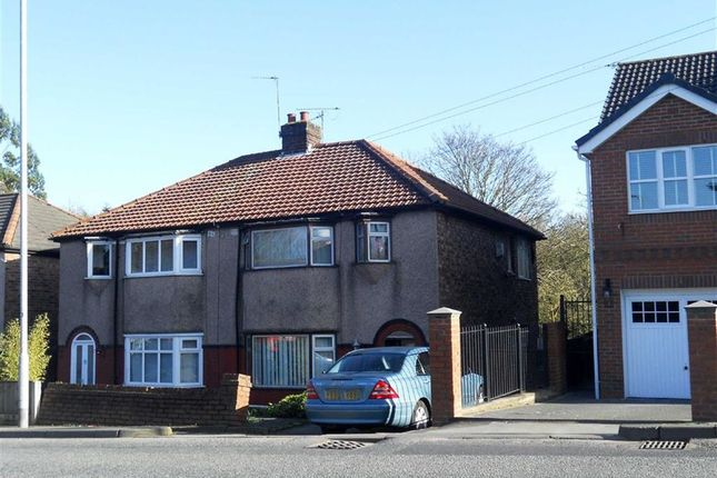Thumbnail Semi-detached house for sale in Mill Lane, Sutton Leach, St Helens