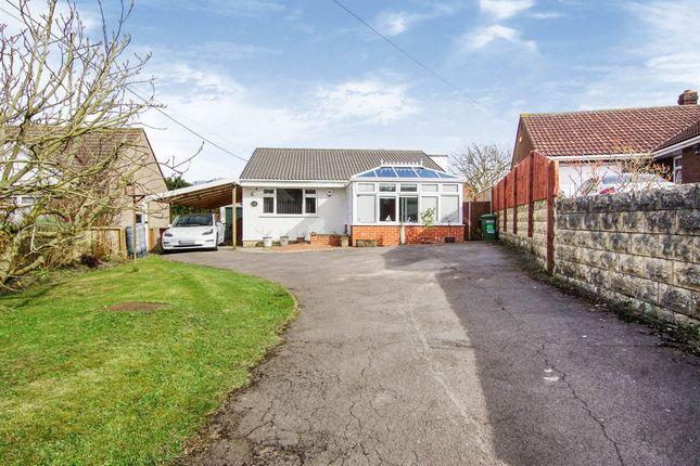 Thumbnail Detached bungalow for sale in Rock Lane, Stoke Gifford, Bristol
