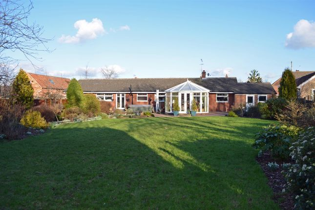 Thumbnail Detached bungalow for sale in Orchard Rise, Treswell, Retford