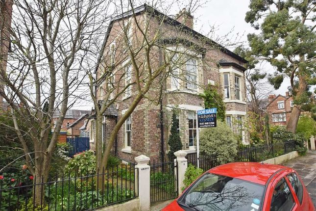 4 bedroom semi-detached house for sale in Grenfell Road, Didsbury, Manchester