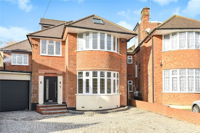 Thumbnail Detached house for sale in Twineham Green, Woodside Park, London