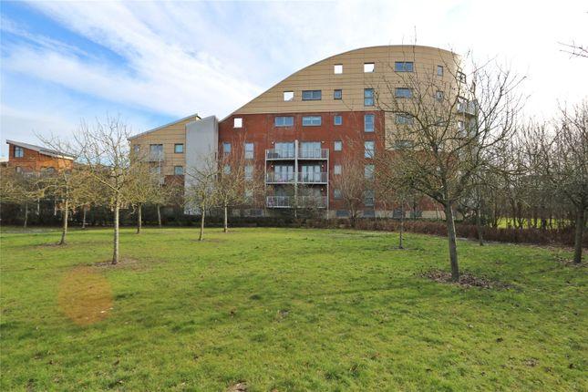 2 bed flat for sale in Staverton Grove, Broughton, Milton Keynes MK10