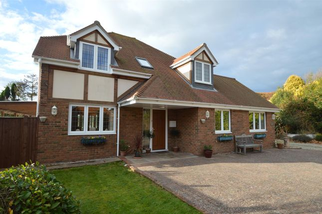 Thumbnail Detached house for sale in Peartree Lane, Bexhill-On-Sea