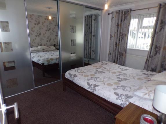Bedroom One of Thistledown Road, Nottingham, Nottinghamshire NG11