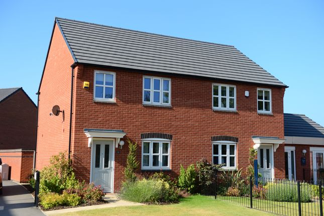 Thumbnail Semi-detached house for sale in Mill Lane, Wingerworth