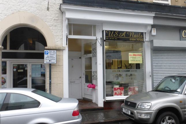 Retail premises for sale in West Street, Weston-Super-Mare