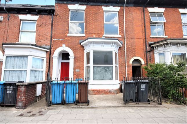 Front of Coltman Street, Hull HU3