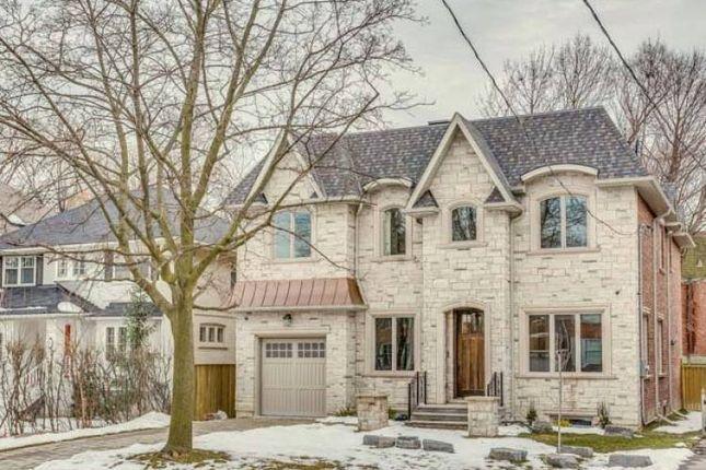 Thumbnail Property for sale in Luxurious House, Glencairn Avenue, Toronto, Ontario, Canada