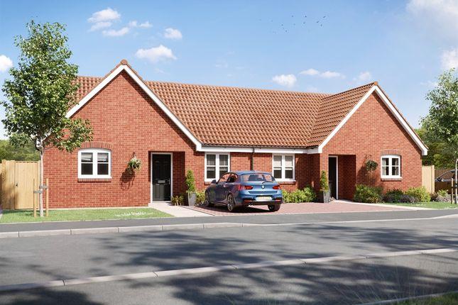 "2 bed bungalow for sale in ""The Shotton "" at Richards Crescent, Monkton Heathfield, Taunton TA2"