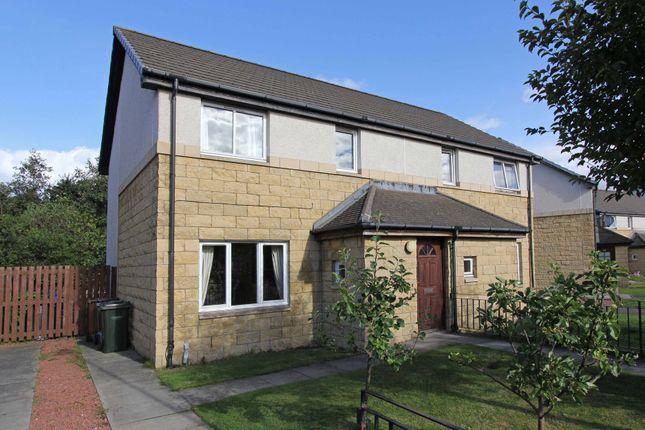 Thumbnail Semi-detached house for sale in Niddrie Mains Drive, Edinburgh