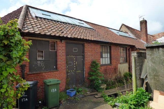 Development Site Rear Of, 13 High Street, Watton, Thetford, Norfolk IP25