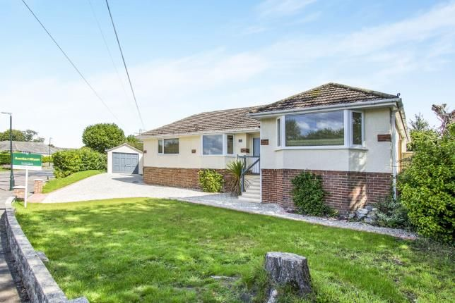 Thumbnail Bungalow for sale in Shapland Avenue, Bournemouth
