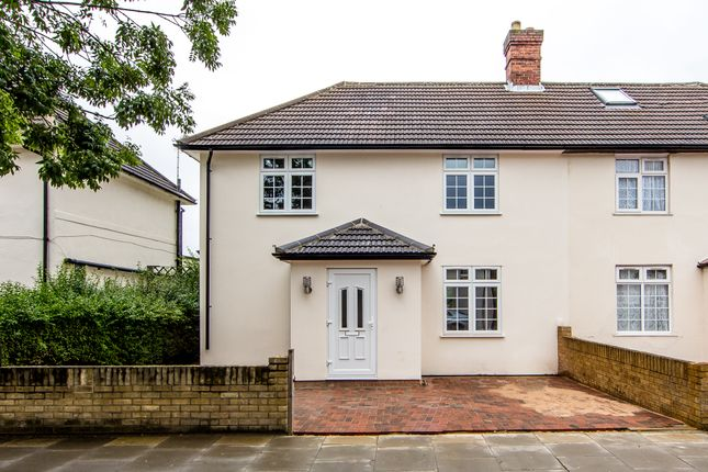 Thumbnail Semi-detached house to rent in Noel Road, London