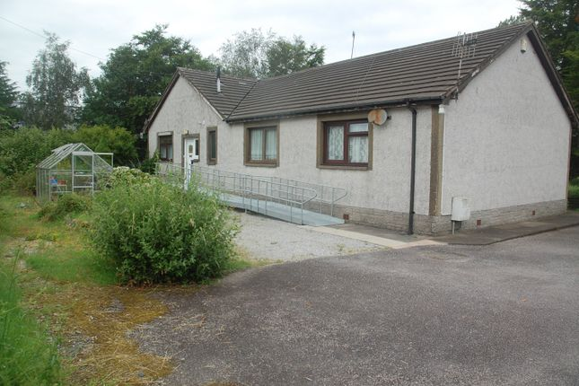 Thumbnail Detached bungalow for sale in 2 Trinity Lane, Castle Douglas