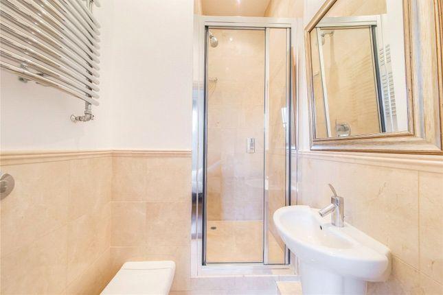 Shower Room of Queen's Gate Gardens, South Kensington, London SW7