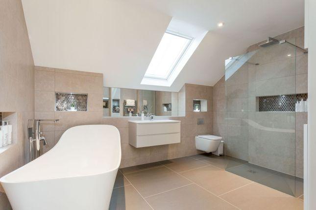 Bathroom of Wellington Green, Aberdeen AB12