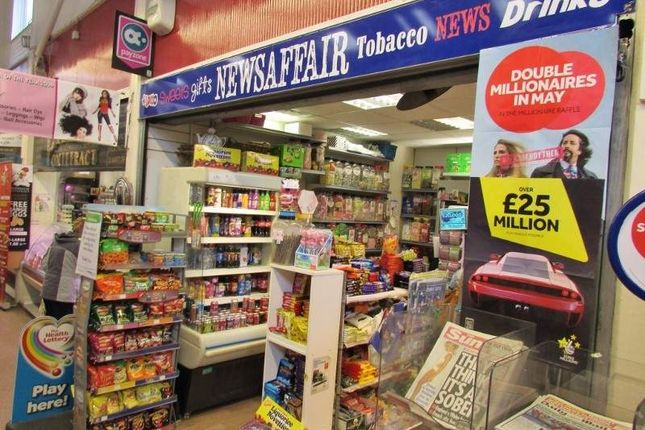 Thumbnail Retail premises for sale in 18 Market Hall, Pontefract