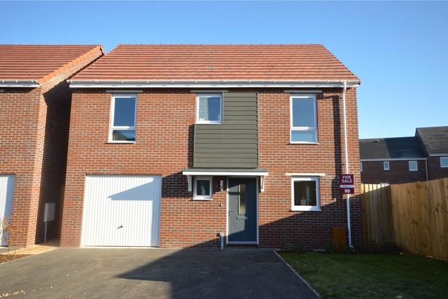 Thumbnail Detached house for sale in Tithe Barn, Tithe Barn Link Road, Monkerton, Exeter