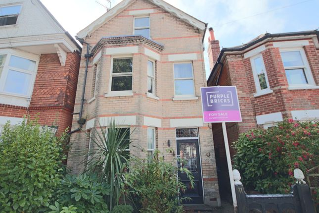 Thumbnail Detached house for sale in St. James's Square, Bournemouth