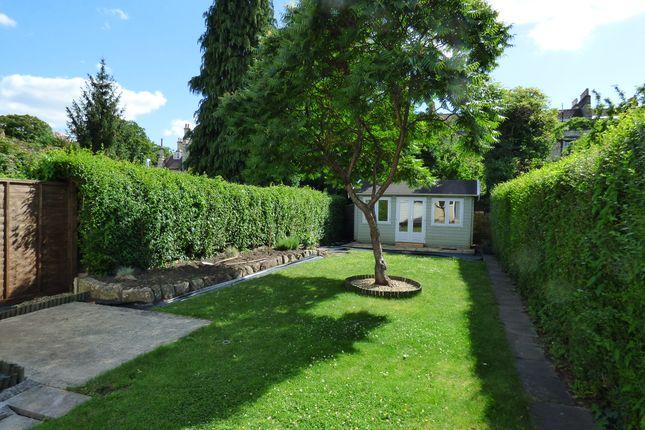 Rear Garden of Powlett Road, Bathwick, Central Bath BA2