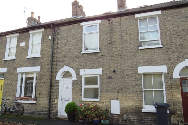 Thumbnail Terraced house for sale in Edward Street, Cambridge