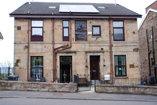 Thumbnail Flat to rent in Lilybank Road, Port Glasgow