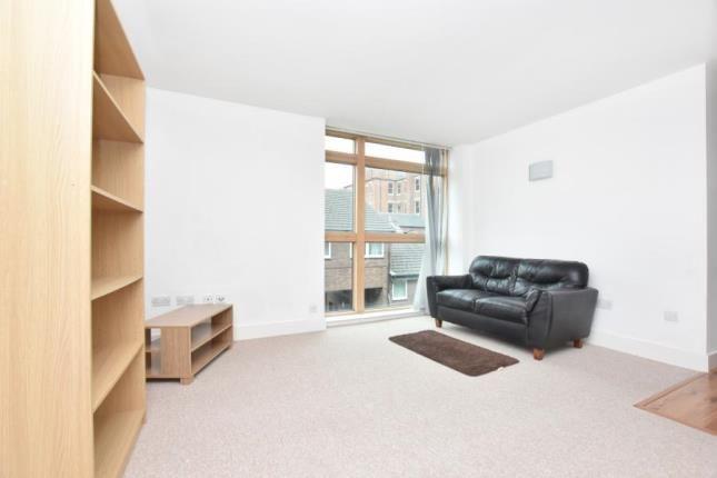 Lounge of Smithfield Apartments, 131 Rockingham Street, Sheffield, South Yorkshire S1