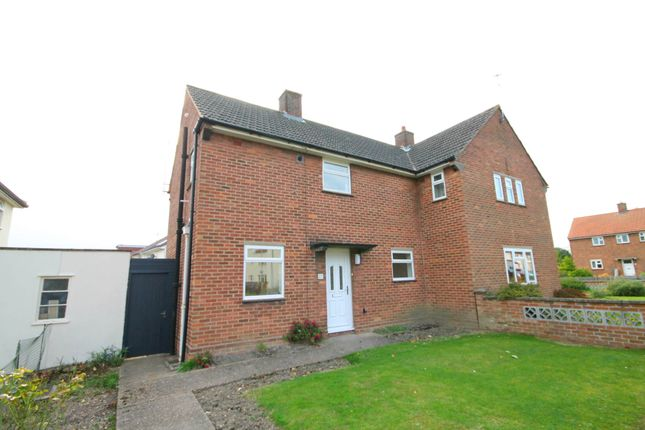 Thumbnail Semi-detached house to rent in Fanshawe Road, Cambridge