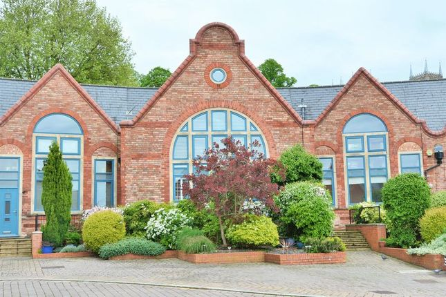 Thumbnail Town house for sale in The Ropery, Uphill, Lincoln