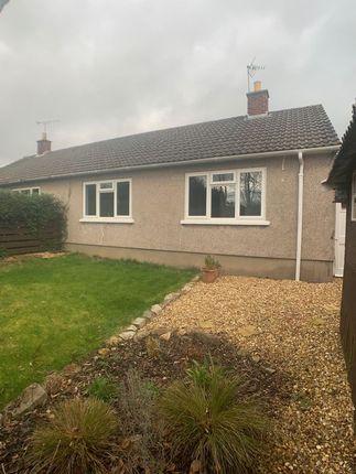 Thumbnail Bungalow to rent in South Meadows, Wrington, Bristol