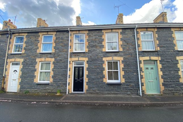 Thumbnail Terraced house for sale in Greenfield Terrace, Lampeter