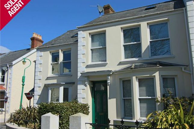 Thumbnail Terraced house to rent in Elm Grove, St. Peter Port, Guernsey