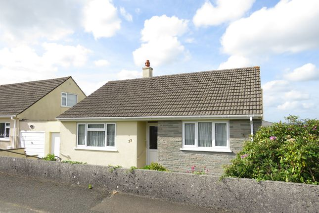 Thumbnail Bungalow for sale in Clear View, Saltash
